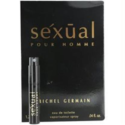 Picture of Sexual By Michel Germain Edt Spray Vial On Card Mini