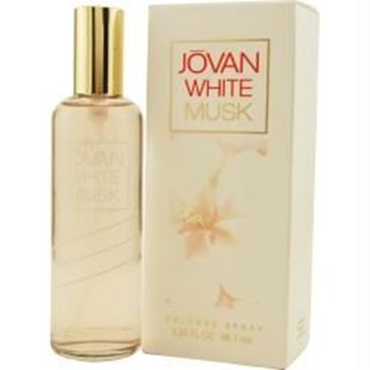 Picture of Jovan White Musk By Jovan Cologne Spray 3.25 Oz