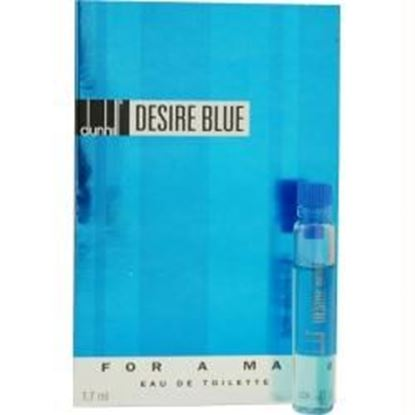 Picture of Desire Blue By Alfred Dunhill Edt Vial On Card Mini