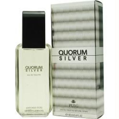 Picture of Quorum Silver By Antonio Puig Edt Spray 3.4 Oz
