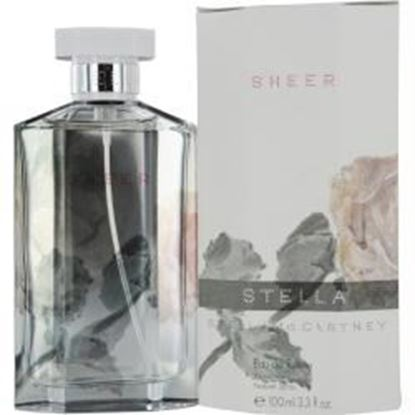 Picture of Stella Mccartney Sheer By Stella Mccartney Edt Spray 3.3 Oz (2010 Edition)
