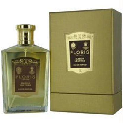 Picture of Floris Mahon Leather By Floris Eau De Parfum Spray 3.4 Oz