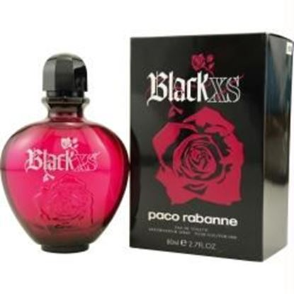 Picture of Black Xs By Paco Rabanne Edt Spray 2.7 Oz