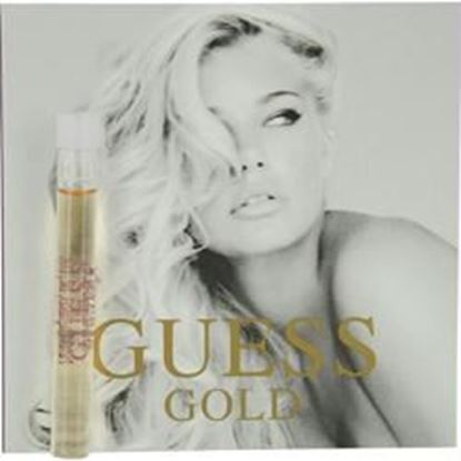 Picture of Guess Gold By Guess Eau De Parfum Vial Mini