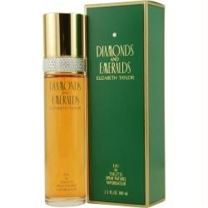 Picture of Diamonds & Emeralds By Elizabeth Taylor Edt Spray 3.3 Oz