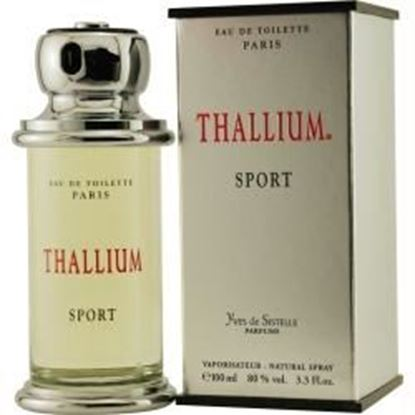 Picture of Thallium Sport By Jacques Evard Edt Spray 3.3 Oz