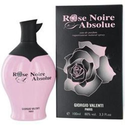 Picture of Rose Noire Absolue By Giorgio Valenti Eau De Parfum Spray 3.3 Oz