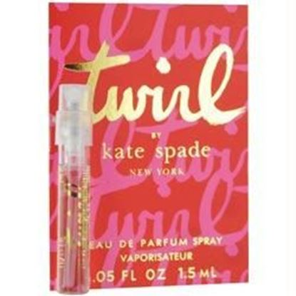 Picture of Kate Spade Twirl By Kate Spade Eau De Parfum Spray Vial Mini On Card