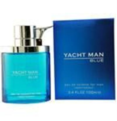 Picture of Yacht Man Blue By Myrurgia Edt Spray 3.4 Oz