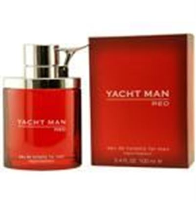 Picture of Yacht Man Red By Myrurgia Edt Spray 3.4 Oz