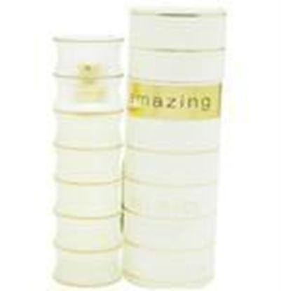 Picture of Amazing By Bill Blass Eau De Parfum Spray 3.3 Oz