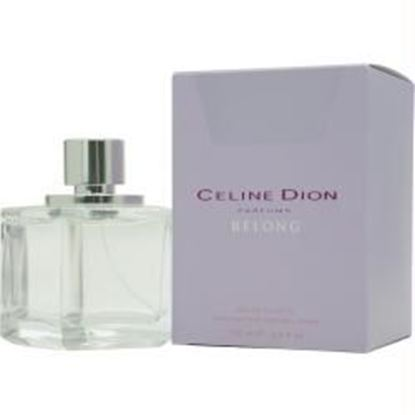 Picture of Celine Dion Belong By Celine Dion Edt Spray 3.4 Oz