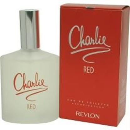 Picture of Charlie Red By Revlon Edt Spray 3.4 Oz