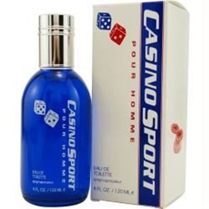 Picture of Casino Sport By Casino Parfums Edt Spray 4 Oz