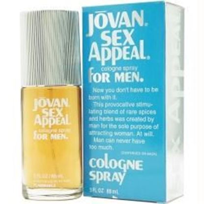 Picture of Jovan Sex Appeal By Jovan Cologne Spray 3 Oz