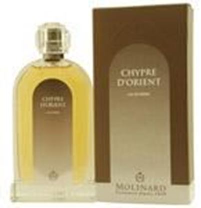 Picture of Les Orientaux Chypre D'orient By Molinard Edt Spray 3.3 Oz