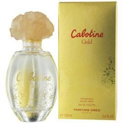 Picture of Cabotine Gold By Parfums Gres Edt Spray 3.4 Oz