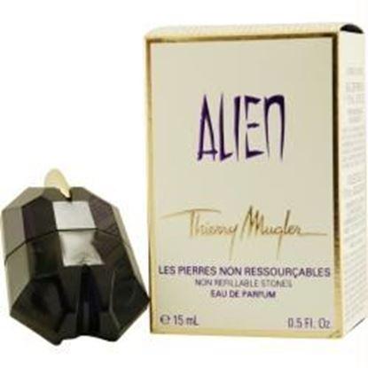 Picture of Alien By Thierry Mugler Secret Stone Eau De Parfum Spray .5 Oz & Body Lotion Voile D'eclat Sachet .33 Oz (travel Offer)