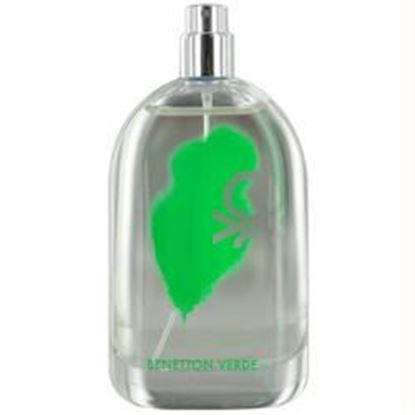 Picture of Benetton Verde By Benetton Edt Spray 3.4 Oz *tester