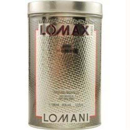 Picture of Lomax By Lomani Edt Spray 3.4 Oz