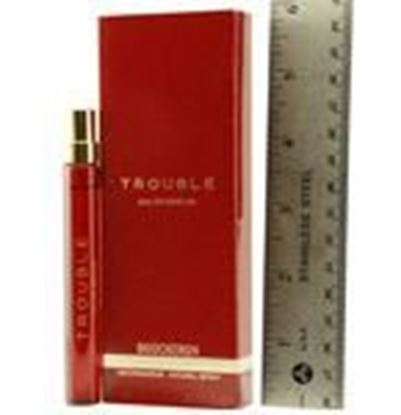 Picture of Boucheron Trouble By Boucheron Eau De Parfum Spray .33 Oz Mini