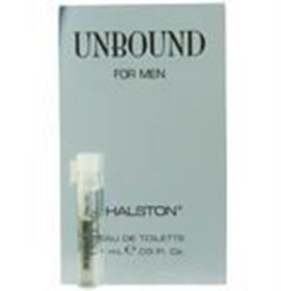 Picture of Halston Unbound By Halston Edt Vial On Card Mini