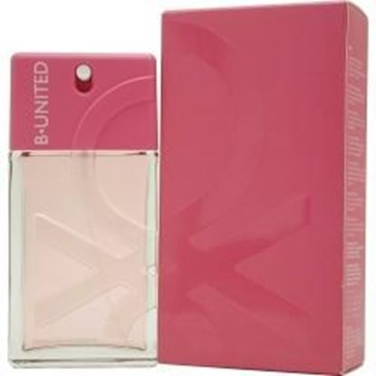 Picture of B United By Benetton Edt Spray 3.3 Oz