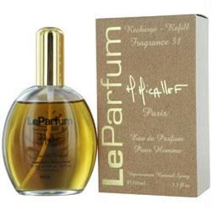 Picture of M. Micallef Paris Le Parfum By Martine Micallef Eau De Parfum Spray Refill #31 Pour Homme 3.4 Oz