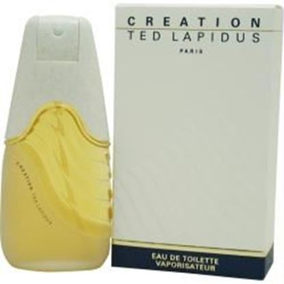 Picture of Creation By Ted Lapidus Edt Spray 3.3 Oz