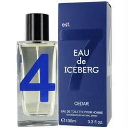 Picture of Eau De Iceberg Cedar By Iceberg Edt Spray 3.4 Oz