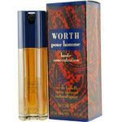 Picture of Worth By Parfums Worth Haute Concentration Spray 1.7 Oz