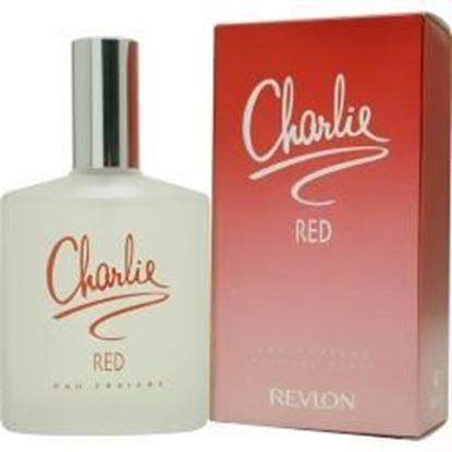 Picture of Charlie Red By Revlon Eau Fraiche Spray 3.4 Oz