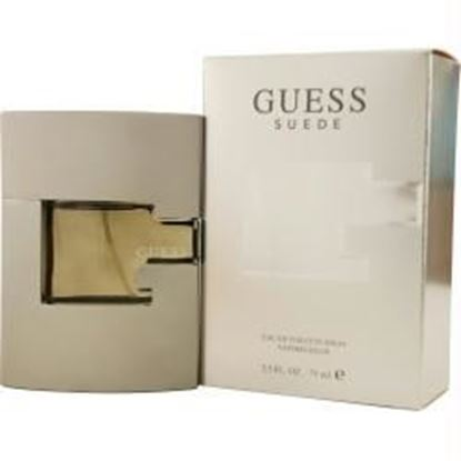 Picture of Guess Suede By Guess Edt Spray 2.5 Oz