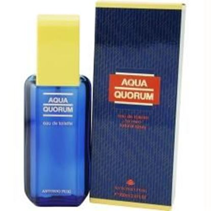 Picture of Aqua Quorum By Antonio Puig Edt Spray 3.4 Oz