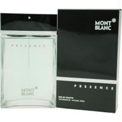 Picture of Mont Blanc Presence By Mont Blanc Edt Spray 1.7 Oz