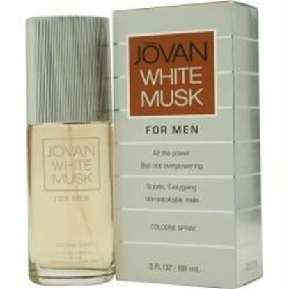 Picture of Jovan White Musk By Jovan Cologne Spray 3 Oz