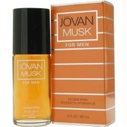 Picture of Jovan Musk By Jovan Cologne Spray 3 Oz