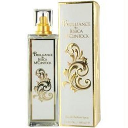 Picture of Jessica Mc Clintock Brilliance By Jessica Mcclintock Eau De Parfum Spray 3.4 Oz