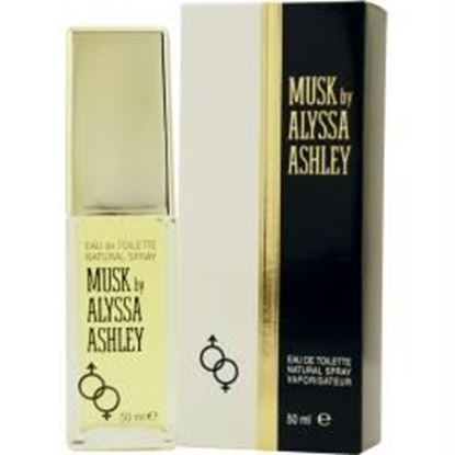Picture of Alyssa Ashley Musk By Alyssa Ashley Edt Spray 1.7 Oz