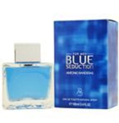 Picture of Blue Seduction By Antonio Banderas Edt Spray 3.4 Oz