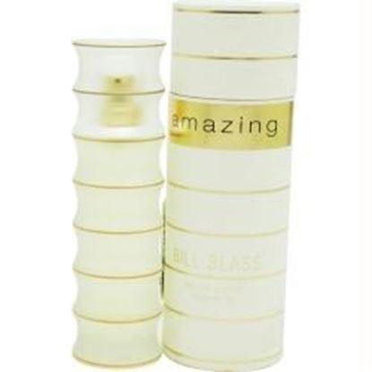 Picture of Amazing By Bill Blass Eau De Parfum Spray 3.3 Oz (unboxed)