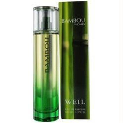 Picture of Bambou By Weil Paris Eau De Parfum Spray 3.4 Oz