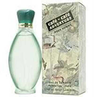 Picture of Cafe De Cafe Adventure By Cofinluxe Edt Spray 3.4 Oz