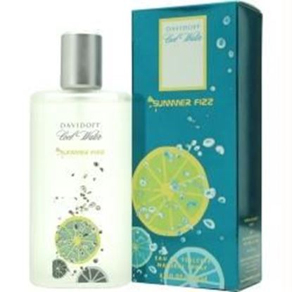 Picture of Cool Water Summer Fizz By Davidoff Edt Spray 4.2 Oz