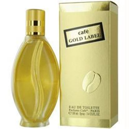 Picture of Cafe Gold Label By Cofinluxe Edt Spray 3.4 Oz
