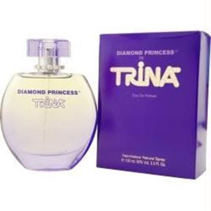 Picture of Diamond Princess By Trina Eau De Parfum Spray 3.4 Oz