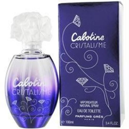 Picture of Cabotine Cristalisme By Parfums Gres Edt Spray 3.4 Oz