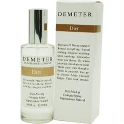 Picture of Demeter By Demeter Dirt Cologne Spray 4 Oz
