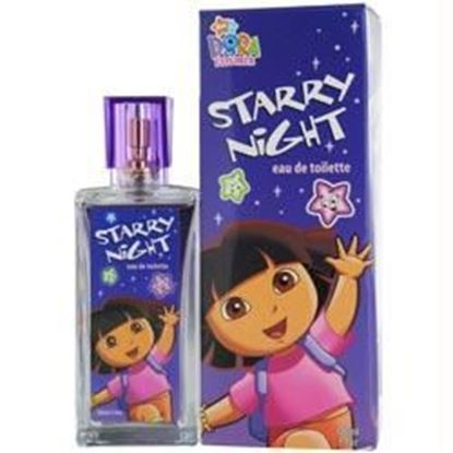 Picture of Dora The Explorer By Compagne Europeene Parfums Starry Night Edt Spray 3.4 Oz