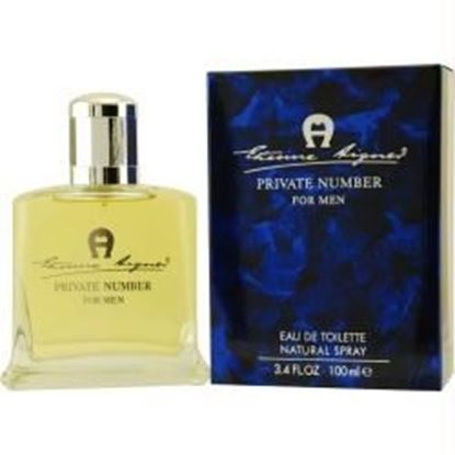 Picture of Aigner Private Number By Etienne Aigner Edt Spray 3.4 Oz